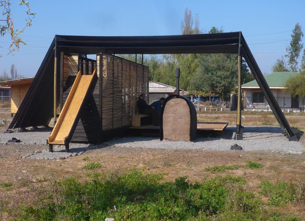 10. Plataformas rurales. Autor Gabriel Garrido