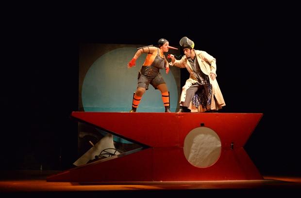 Pinocchio es una de las obras que se presentará en Antofagasta y Taltal