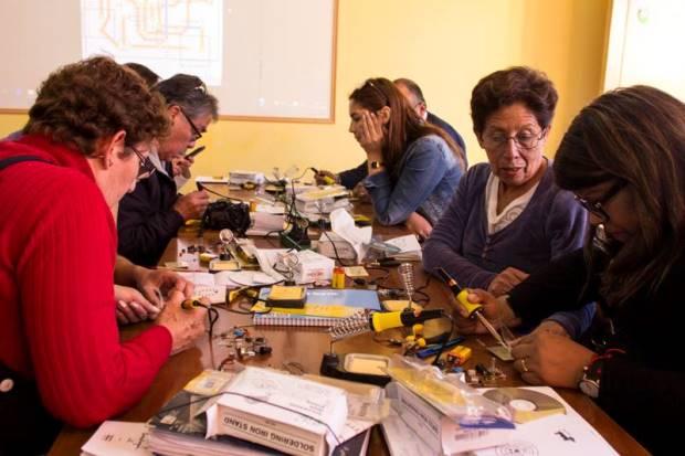 Docentes y artistas de Calama participaron de talleres