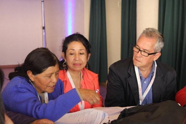 Tesoro Humano Vivo 2016, Elena Tito en Convención