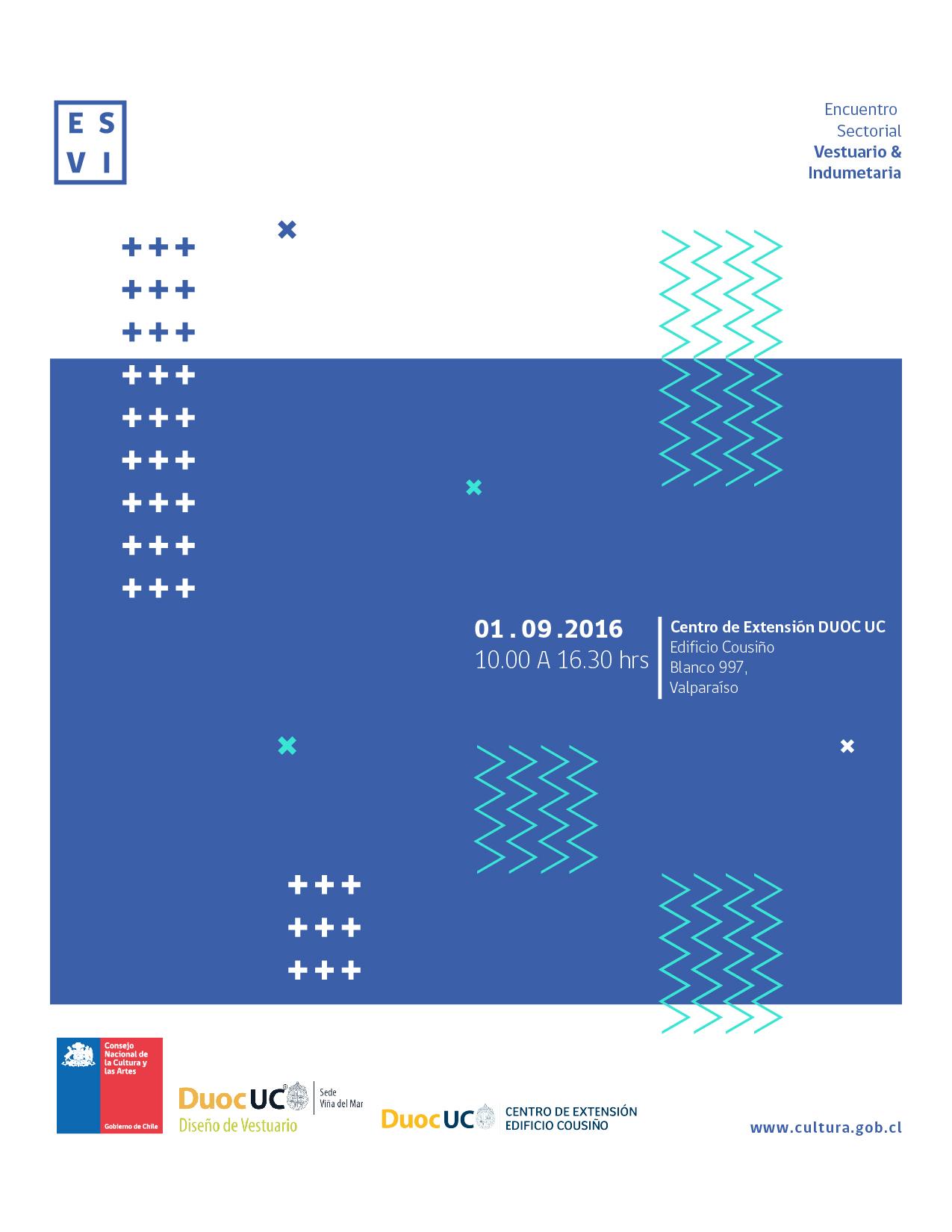 Afiche Encuentro Sectorial