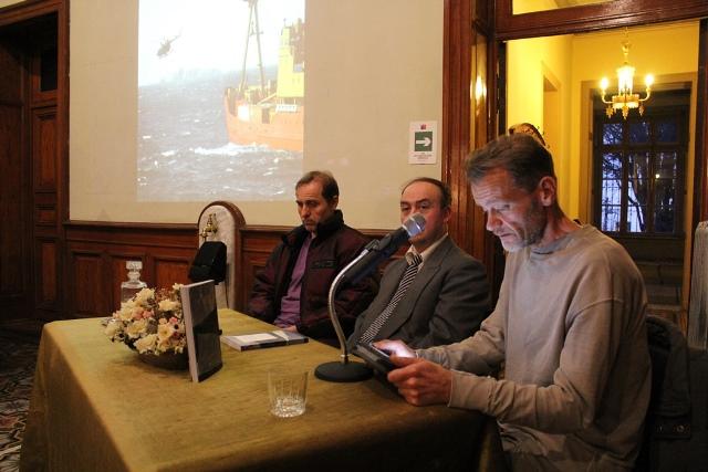 Julio Carrasco, Víctor Hernández y Roderik Henderson_CNCA