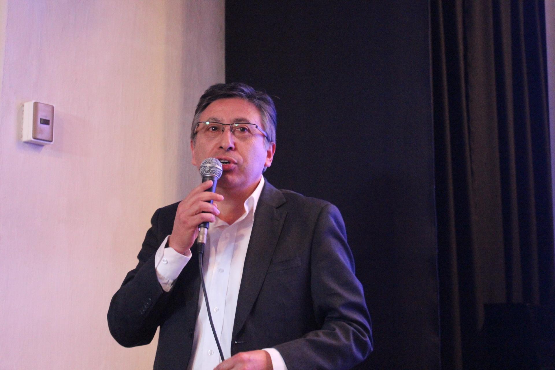 Rubén Cerón, Alcalde de Pichidegua