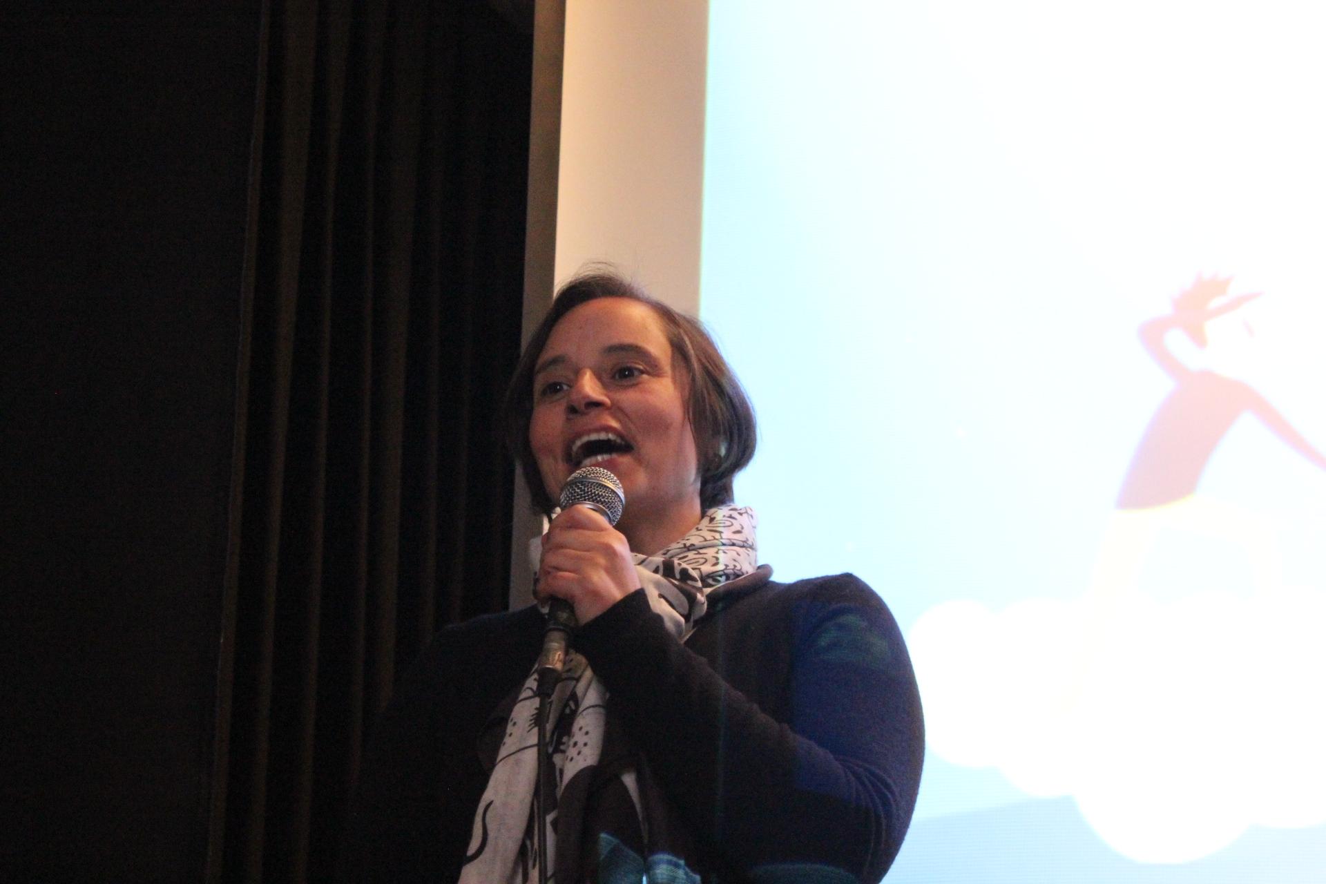 Ximena Nogueira, Directora Regional del Consejo de la Cultura y las Artes de O'Higgins