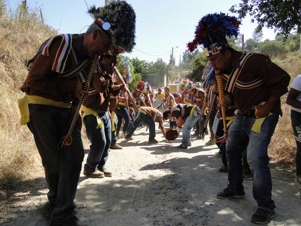 Baile Chino del Carmelo (Foto: Julia Walker)