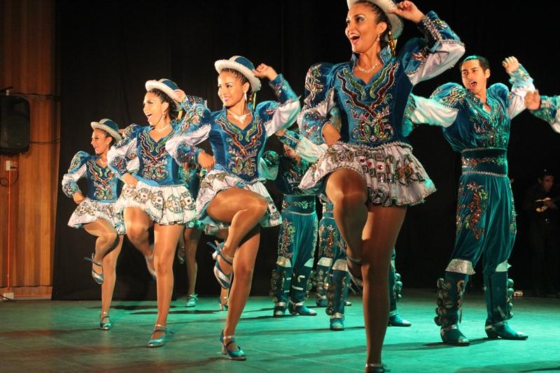 comenzaron las actividades de conmemoración del día de la danza en