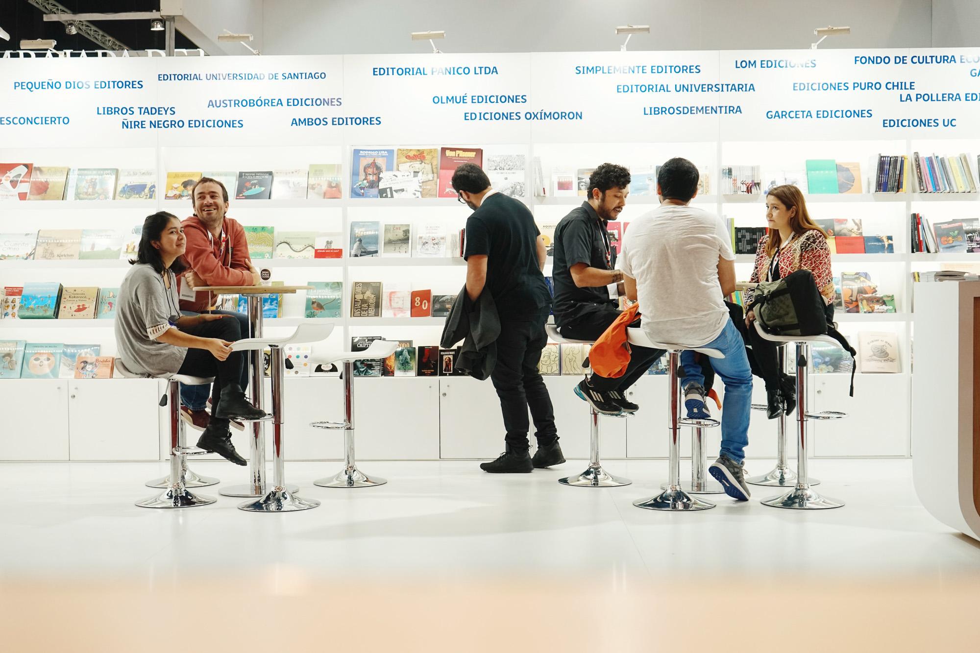 Feria del Libro de Buenos Aires - Fotografías: Felipe Abraham