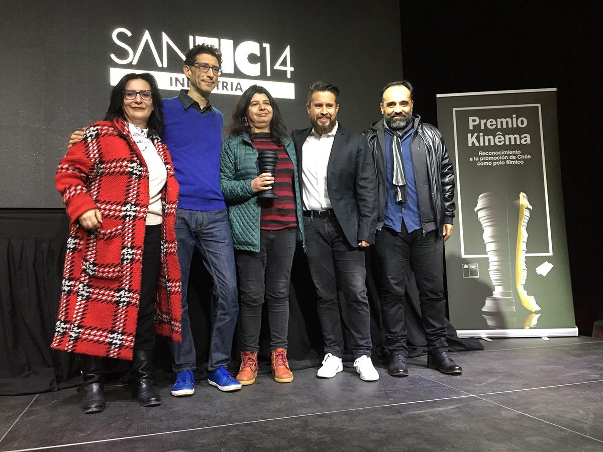 Premio Kinema - Documental Cielo, ganador 2018