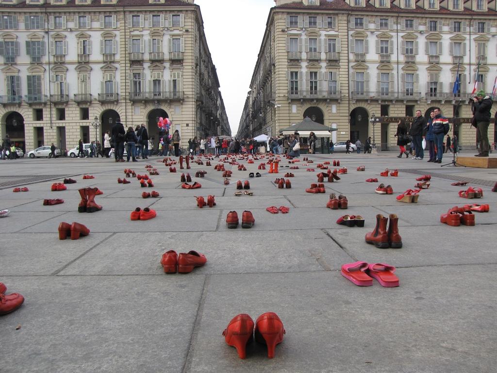 Zapatos Rojos / Fotos: Gentileza Elina Chauvet