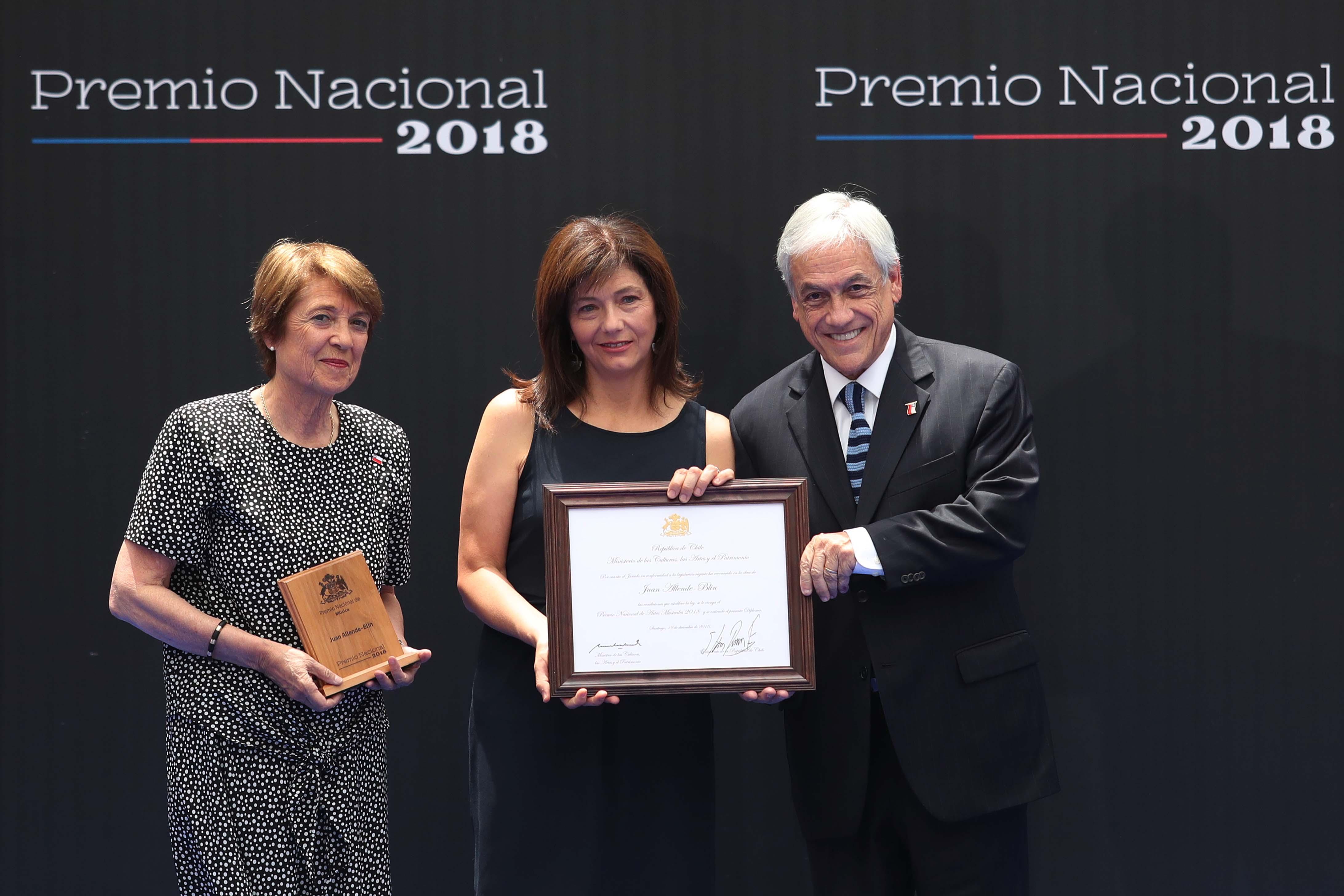 PREMIO NACIONAL 2018 FOTOS: MARIO RUIZ