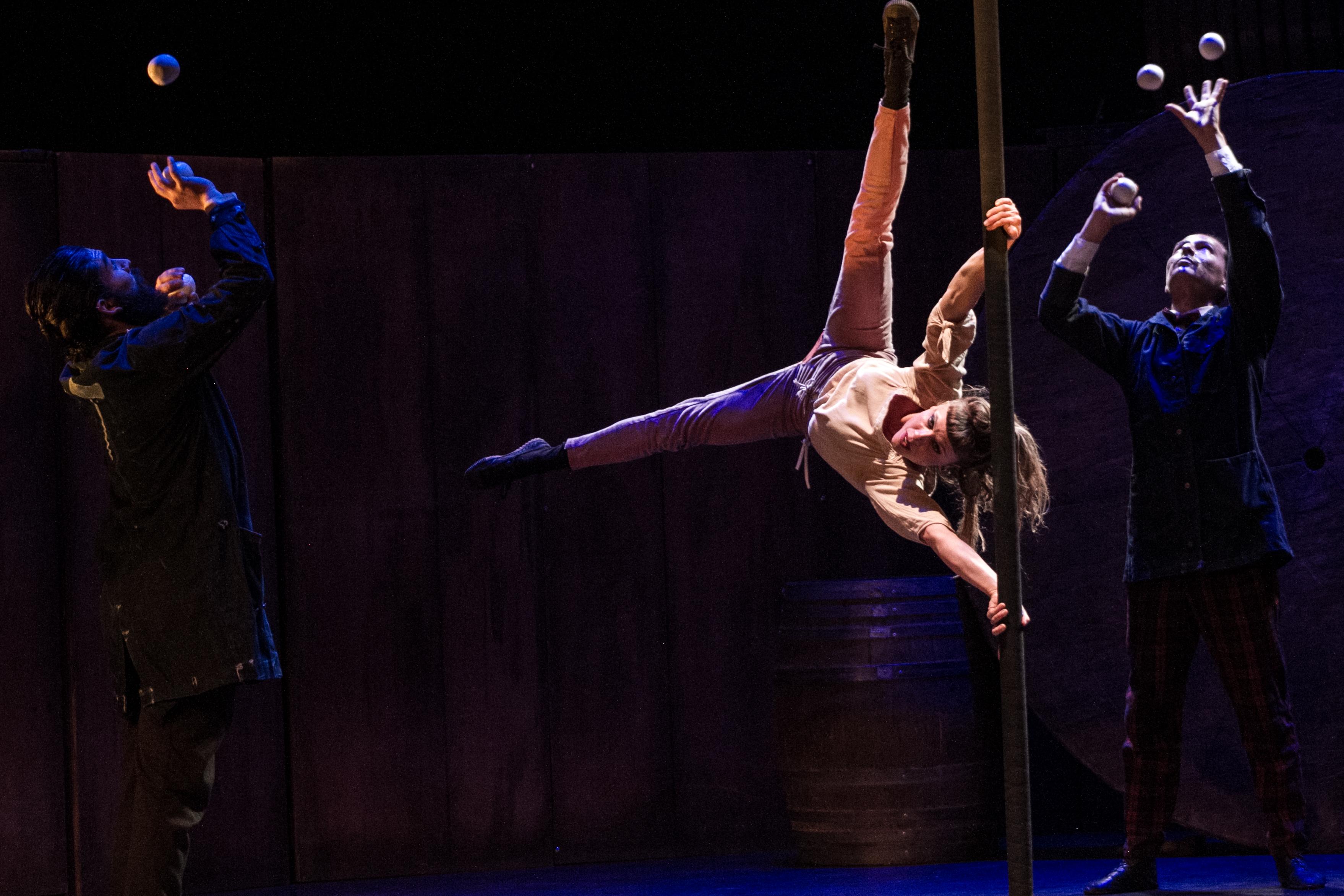 Circo del Mundo / Foto: Tomy Slavanchy