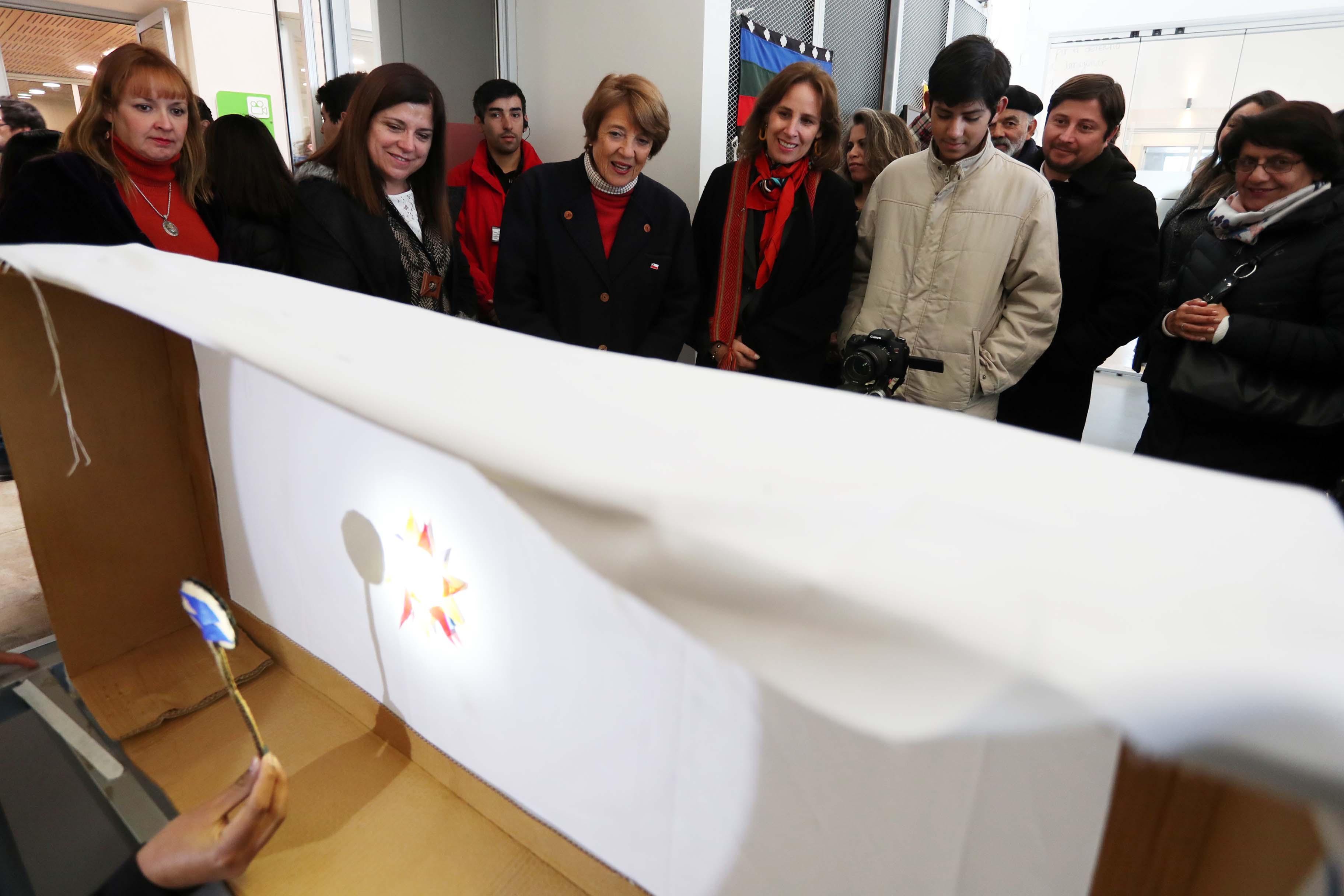 Ministra de las Culturas inaugura en La Ligua centro de creación dedicado a niñas, niños y jóvenes