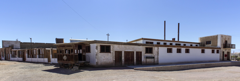 Centro de interpretación de Humberstone / Foto: Arturo Reyes