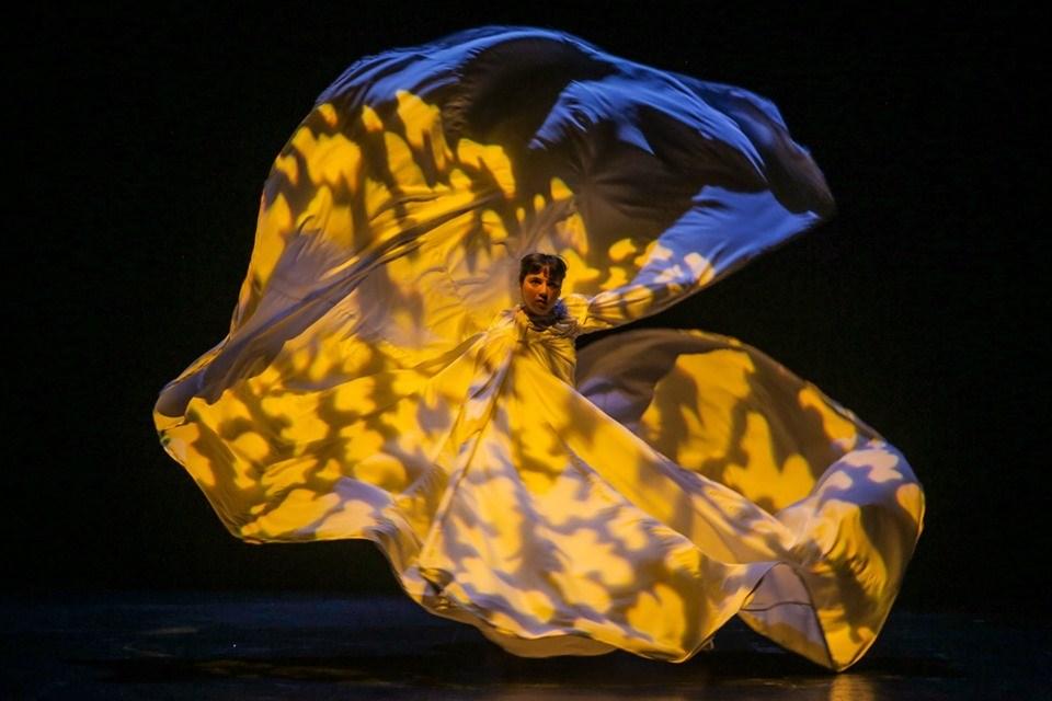 Pareidolia de La Llave Maestra Festival Santiago Off