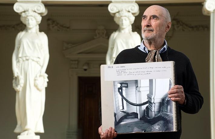 Juan Pablo Langlois / Fotografía: Jorge Brantmayer, 2014