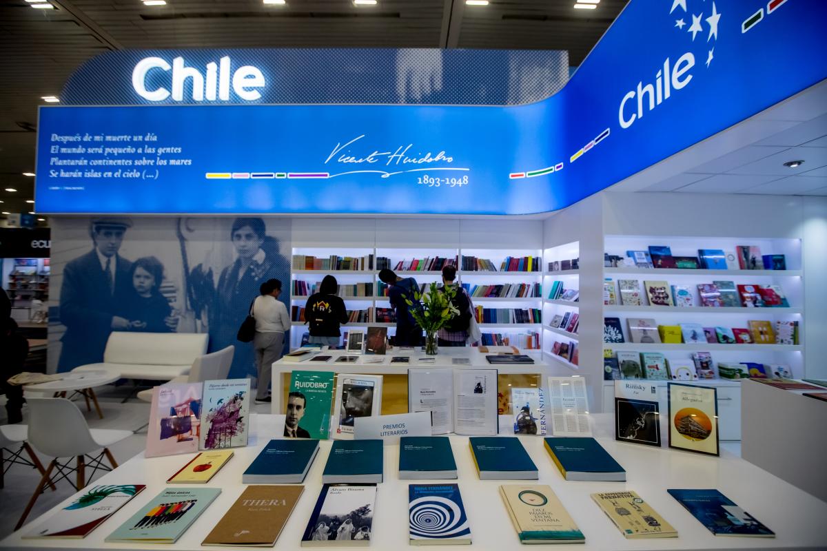 Chile participa en la Feria del Libro de Guadalajara con la presencia de importantes autoras nacionales