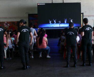Ministerio de las Culturas y Municipal de Santiago llevarán música y danza a teatros y cárceles de todo Chile