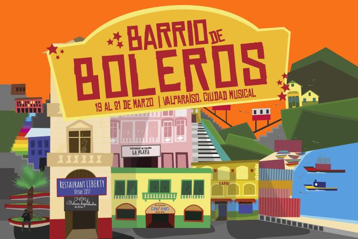 valparaiso barrio de boleros