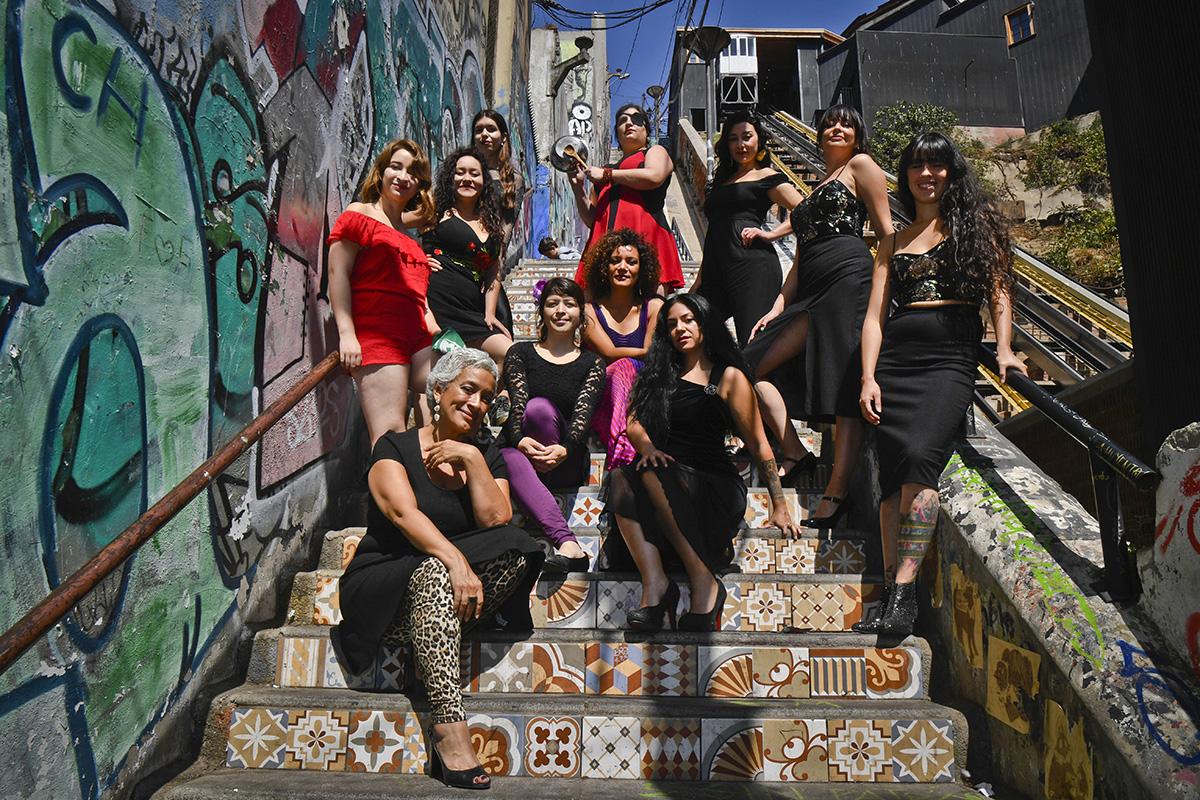 Valparaíso, barrio de boleros