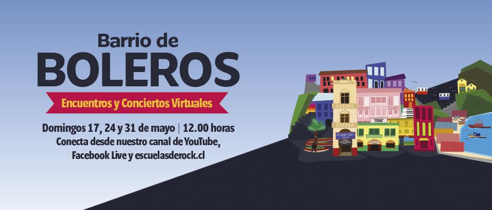 Valparaíso Barrio de boleros
