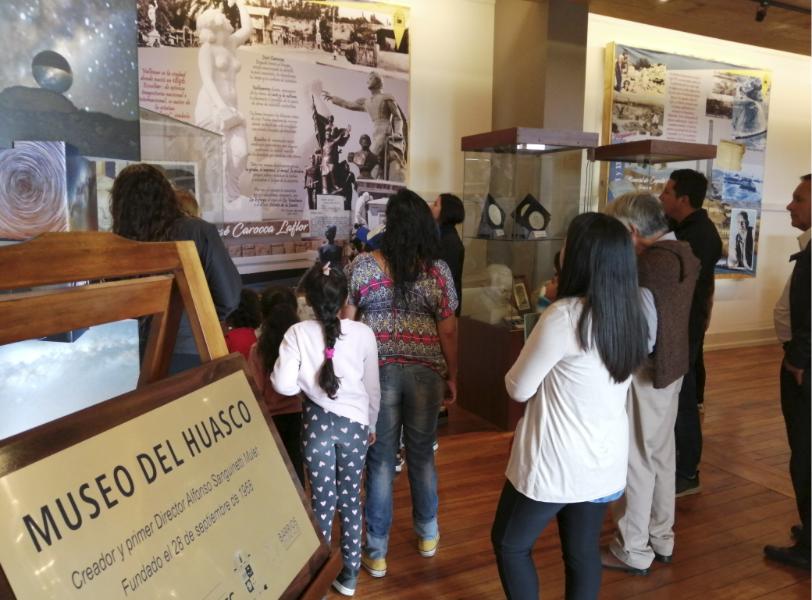 Fotografía: imagen de archivo Museo del Huasco.