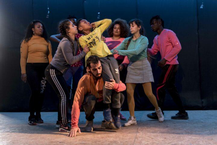 Obra No Tengas Miedo - Cia. Teatro Niño Proletario / Crédito: Ricardo General Teatro Puerto