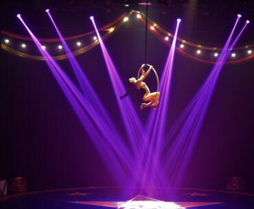 Obra Koreto, la magia continúa - Circo del Mundo / Créditos: Francisco Alvarado