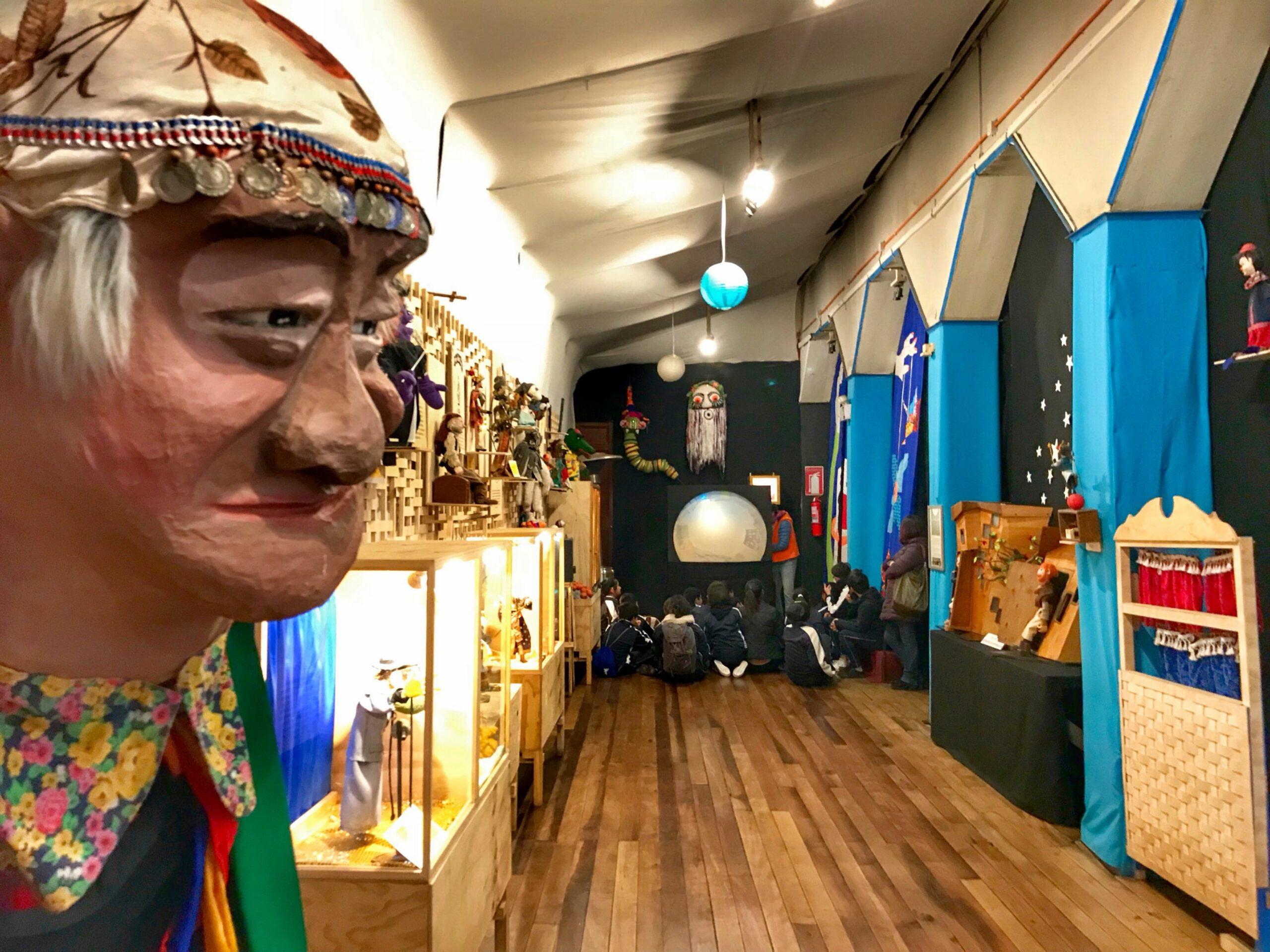 Teatromuseo del títere y el payaso