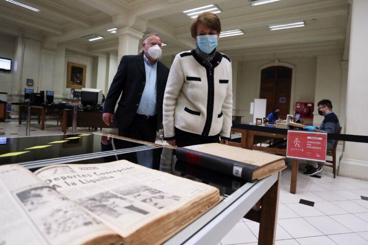 Biblioteca Nacional retoma atención presencial de público con horario reducido e inscripción previa
