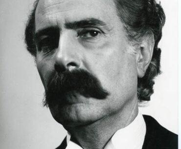 Caracterización de Nemesio como Balmaceda, película no realizada, 1971- Crédito Fundación Nemesio Antúnez