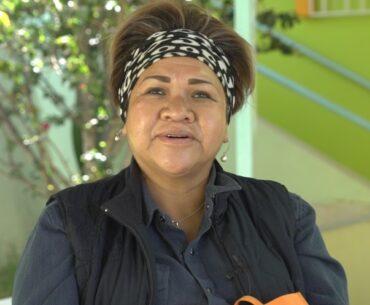Estela Cossio (Bolivia)
