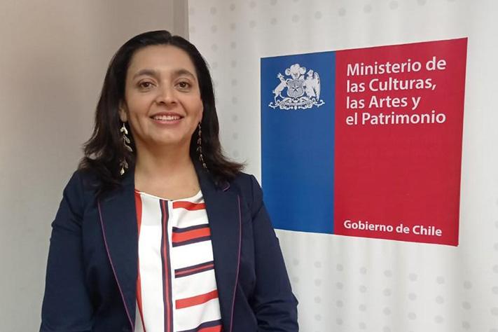 Asume nueva Seremi de las Culturas de la Región de Aysén Verónica Díaz Cayul