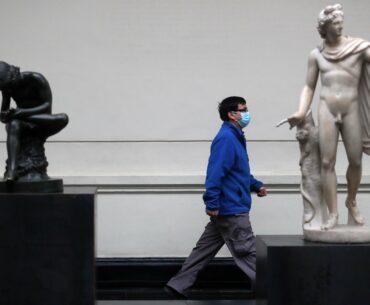 Ministra de las Culturas encabezó conmemoración del Día Internacional de los Museos con reapertura del Museo Nacional de Bellas Artes