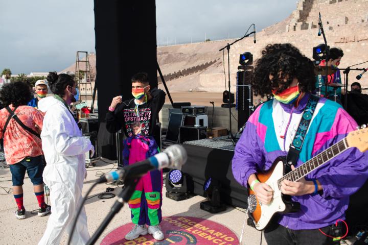 Escuelas de Rock y Música Popular abre convocatoria para regiones de Arica, Tarapacá, Antofagasta, Atacama, Coquimbo y Valparaíso