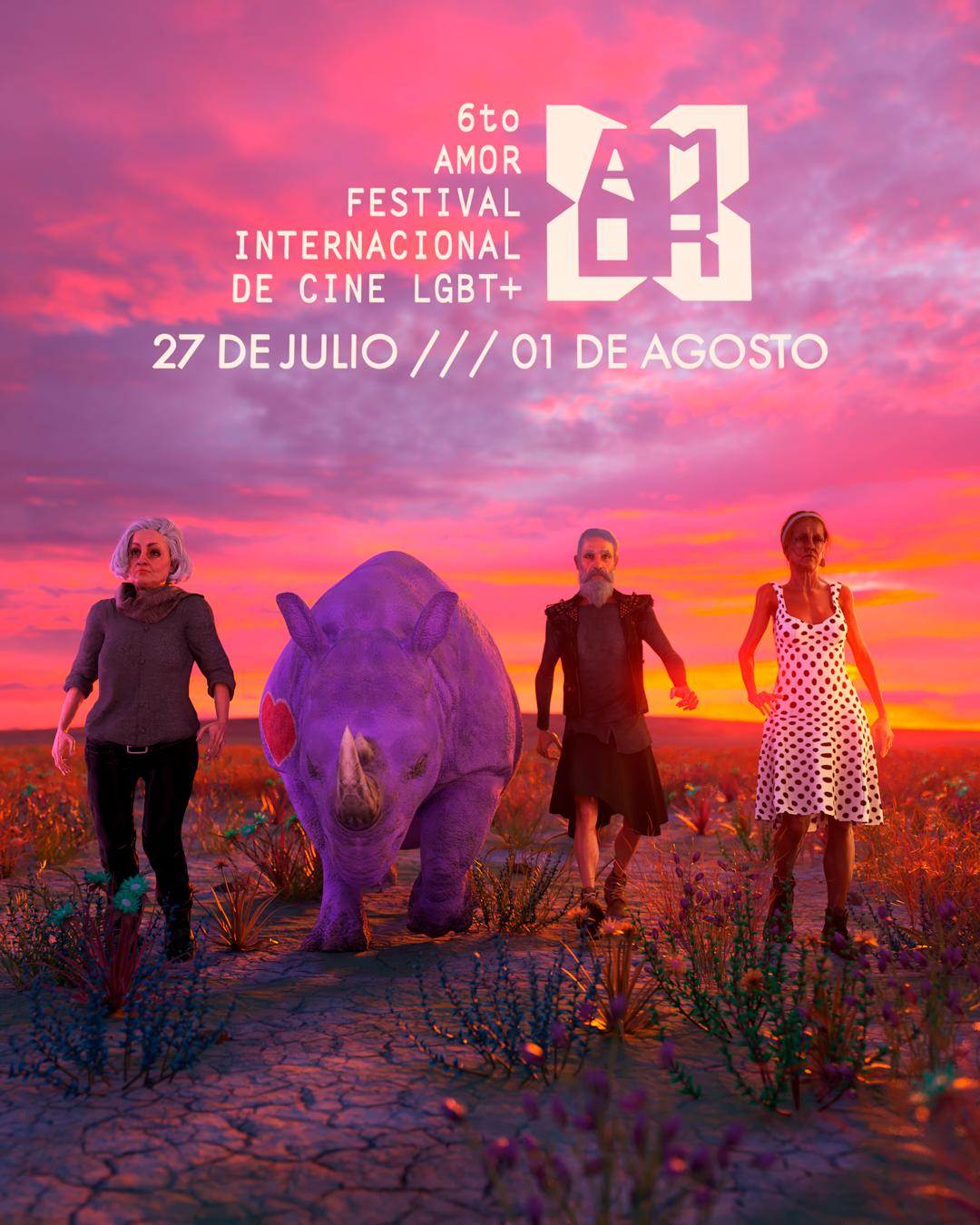 6to AMOR Festival anuncia la programación de su segunda edición 100% virtual y gratuita