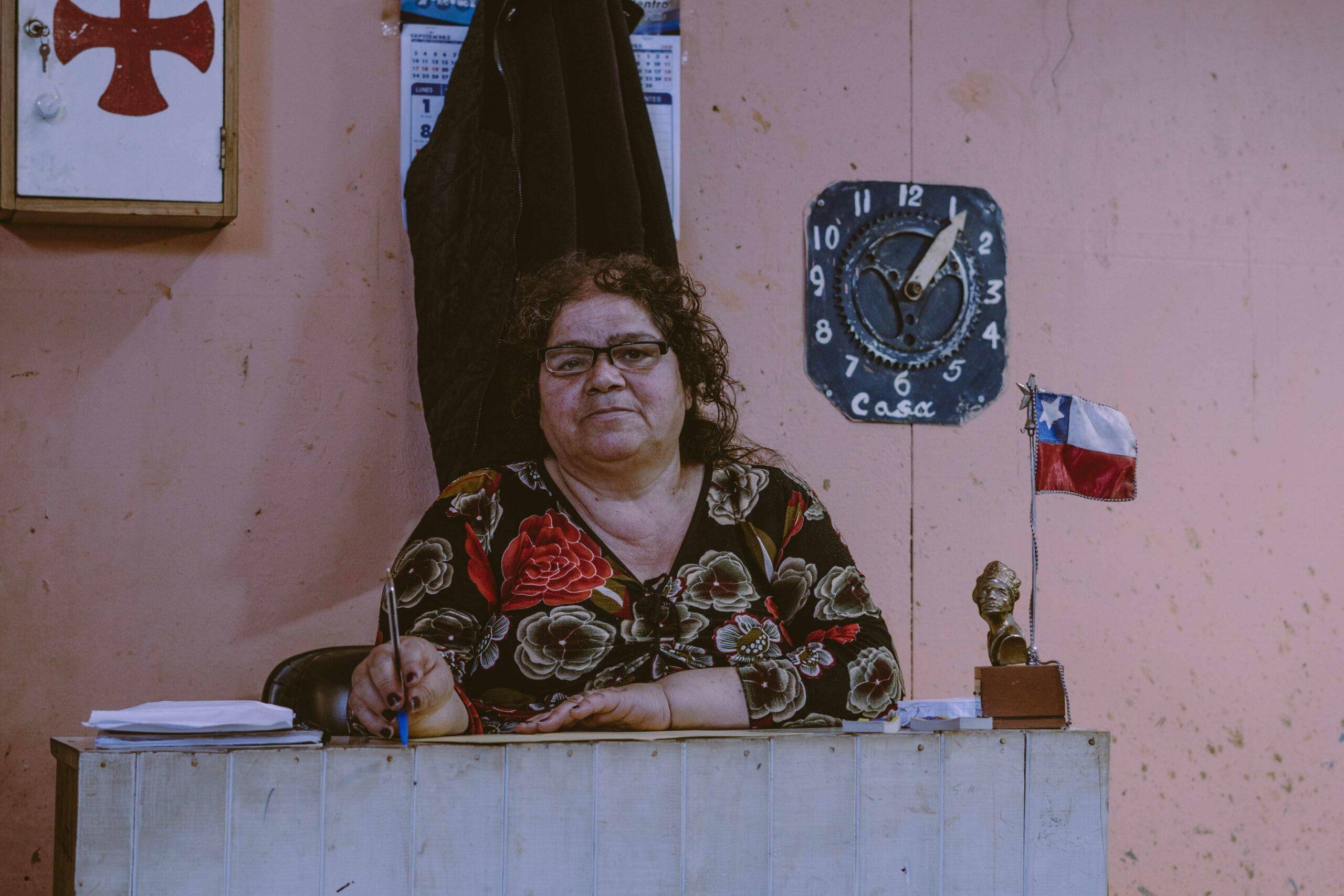 """Fotografía: Bárbara Oettinger. Del proyecto """"Ñuble Retratos de una Región"""""""
