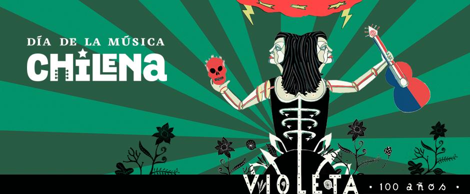 Día de la Música y los Músicos Chilenos 2017