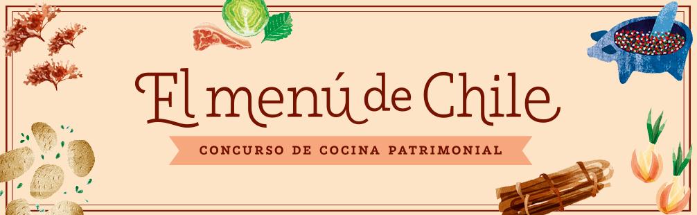 Concurso El Menú de Chile