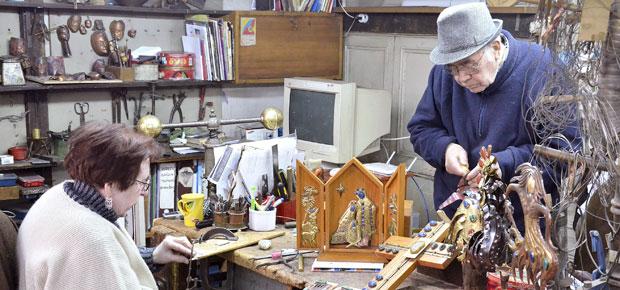Taller de conciencia tur stica para artesanos ministerio for Taller de artesanias
