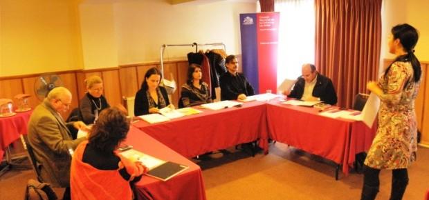 Jornada Inducción Consejeros de Cultura Los Ríos