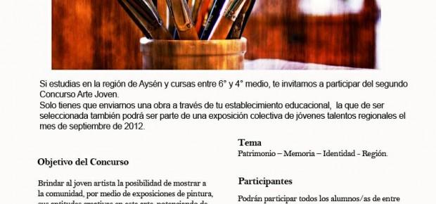 ARTE JOVEN 2012