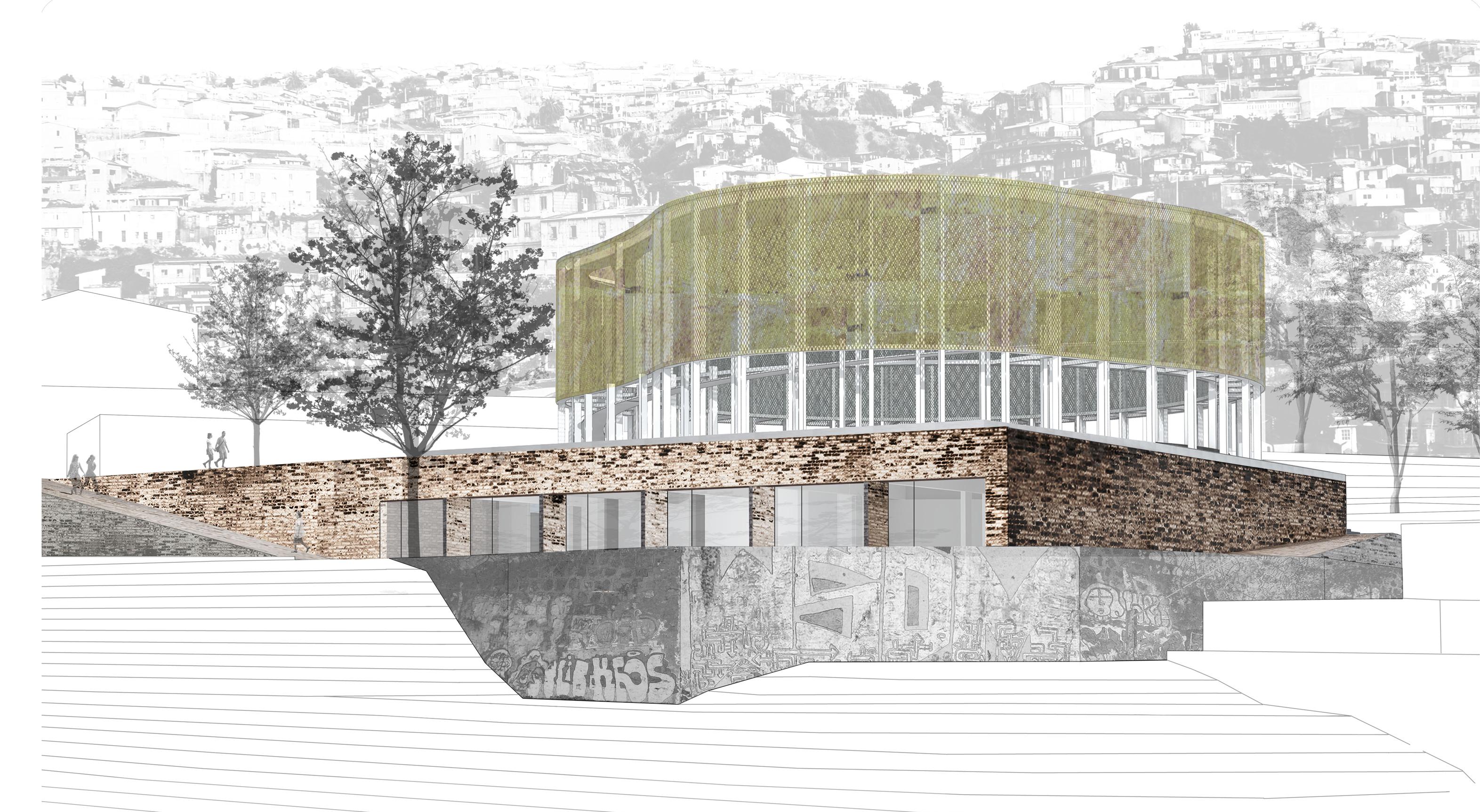 Resultados concurso nacional de anteproyectos for Sitios web de arquitectura