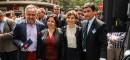 Ministra Barattini valoró que consulta de Santiago considere cambiar el nombre de cerro Santa Lucía a Welén