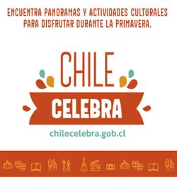 banner chile celebra