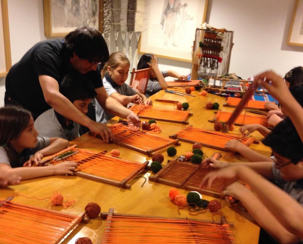 Resultados convocatoria talleres infantiles de artesan a for Taller de artesanias