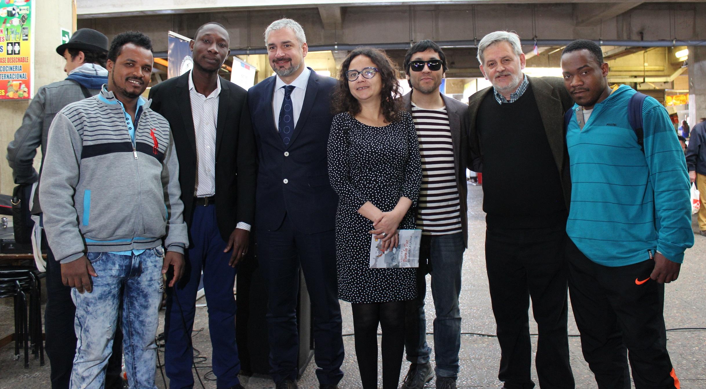 Consejo de cultura convoca a bandas migrantes en su for Ministerio de migracion
