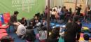 Representantes estudiantiles se reunieron en el Centro de Creación Los Ríos con legisladores y autoridades regionales para conversar y exponer inquietudes acerca del desarrollo cultural del país y la región.
