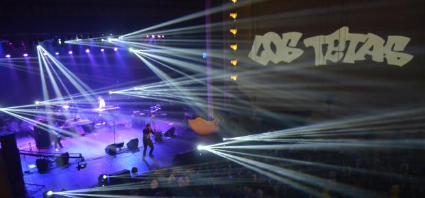 Los Tetas - Rockódromo 2  / Fotografías: Carlos Ormazábal.