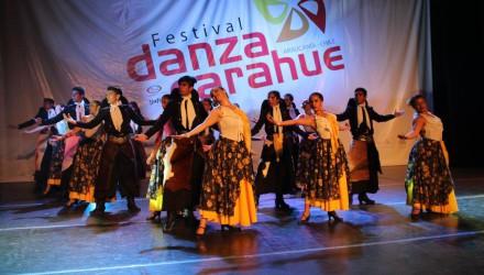XV Festival DanzaCarahue 2016