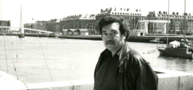 Raúl Ruiz en Francia (Crédito Cinemateca Francesa)